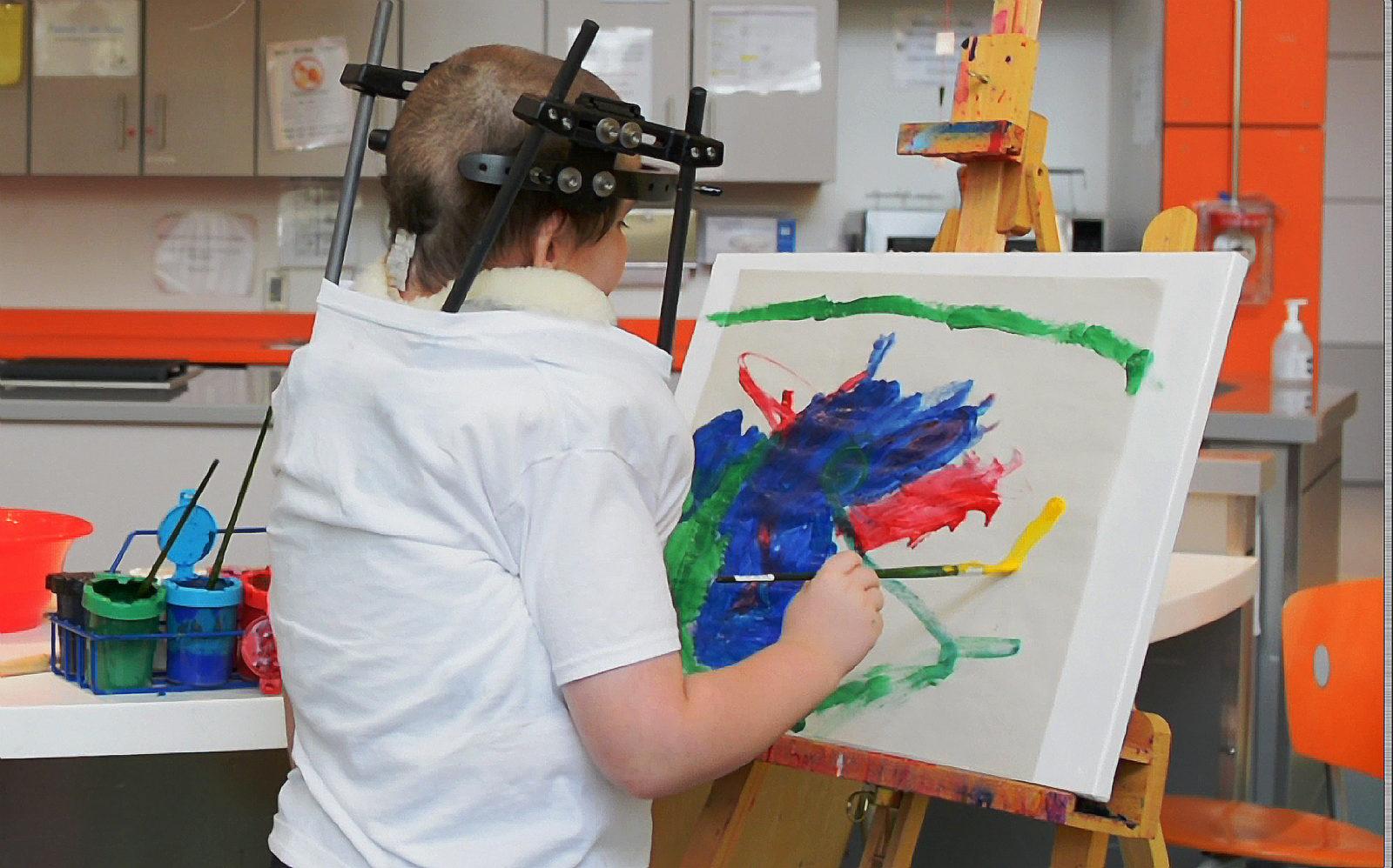 Art Therapy at Ranken Jordan