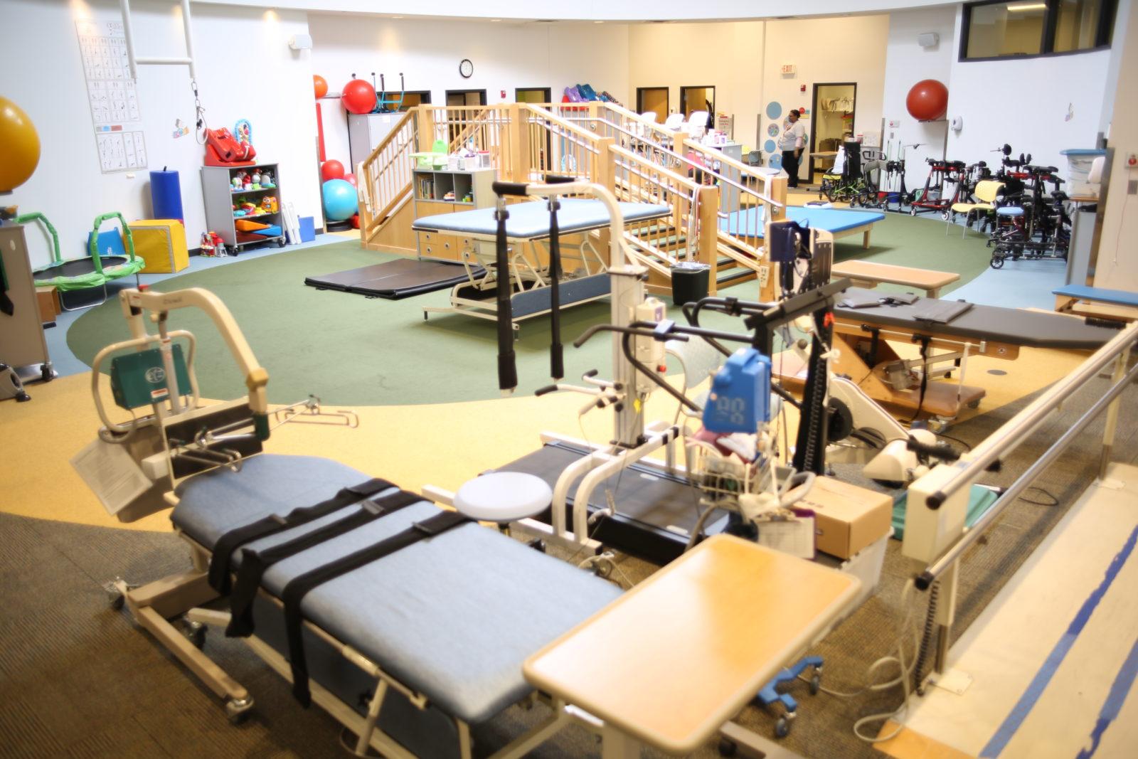 The Therapy Gym at Ranken Jordan