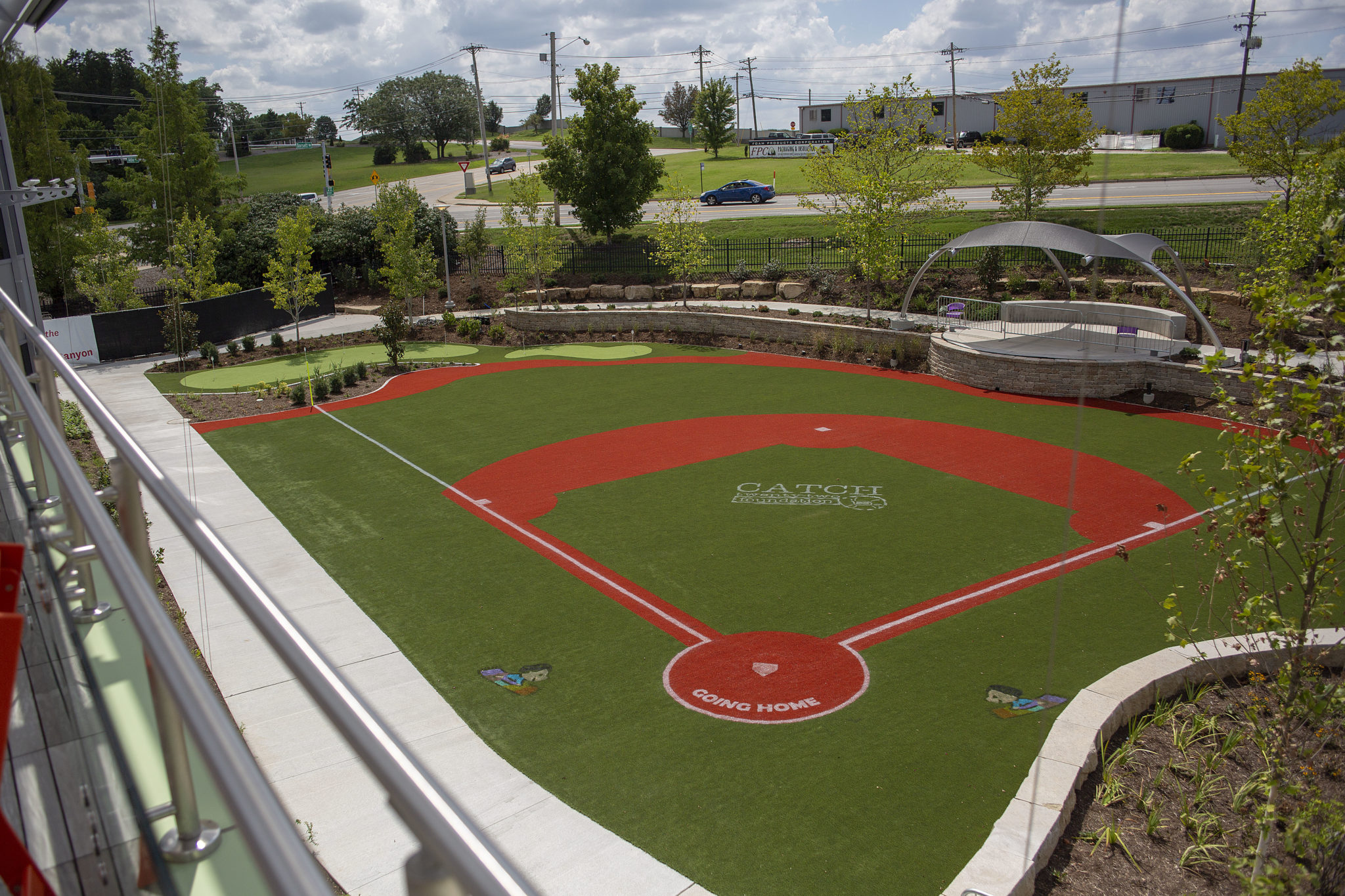 Miracle Field at Ranken Jordan