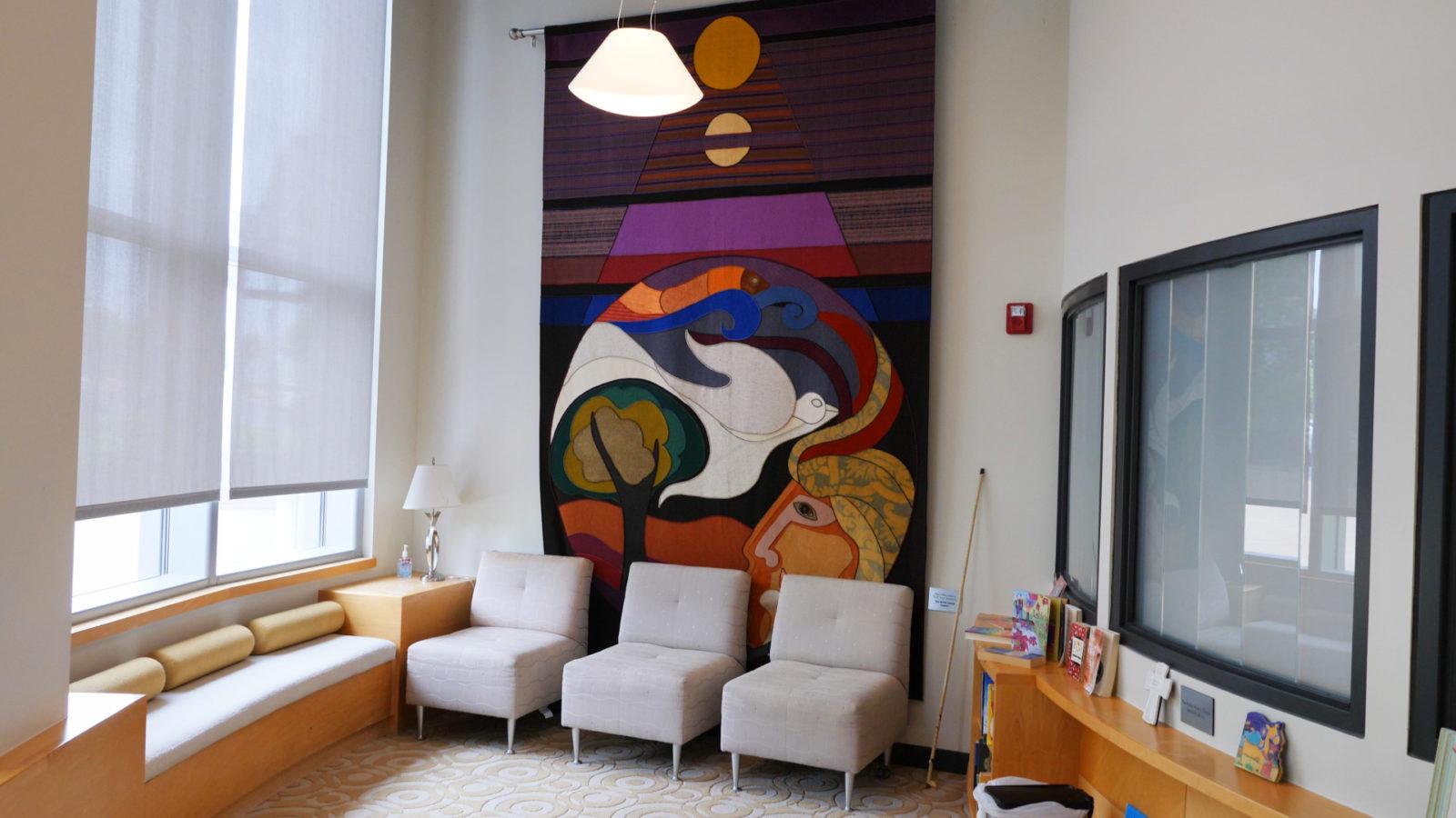 The Meditation Room at Ranken Jordan