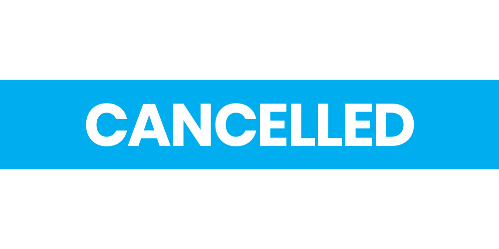 Cancelled Event